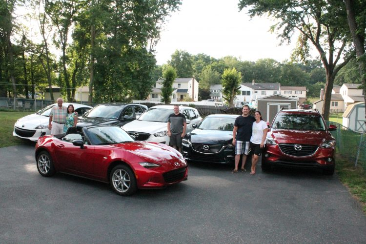 mazda family commale