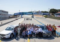Military Appreciation Mazda Raceway CX-9 7 passenger suv